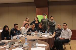 Bilgi Üniversitesi Sosyal Girişimcilik Yarışması Katılımcıları